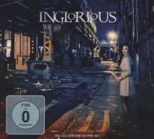 Inglorious: Inglorious II (Deluxe-Edition), 1 CD und 1 DVD