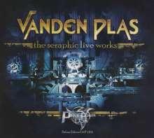 Vanden Plas: The Seraphic Live Works, 2 CDs