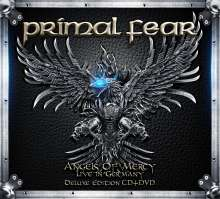 Primal Fear: Angels Of Mercy: Live In Germany 2016, 1 CD und 1 DVD