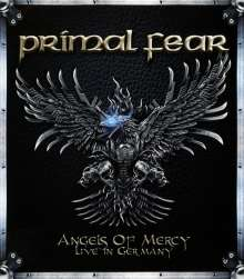 Primal Fear: Angels Of Mercy: Live In Germany 2016, Blu-ray Disc