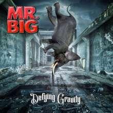 Mr. Big: Defying Gravity, CD