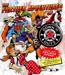 Down N'Outz: The Further Live Adventures Of Down N'Outz, Blu-ray Disc