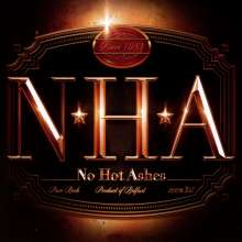 No Hot Ashes: No Hot Ashes, CD
