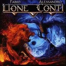Fabio Lione & Alessandro Conti: Lione V Conti, CD