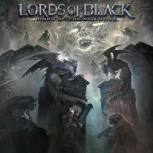 Lords Of Black: Icons Of The New Days, CD