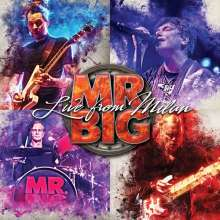 Mr. Big: Live From Milan (180g), 3 LPs