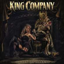 King Company: Queen Of Hearts, CD