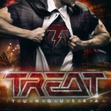 The Treat: Tunguska, CD