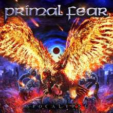 Primal Fear: Apocalypse (Limited-Edition), CD
