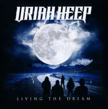 Uriah Heep: Living The Dream, CD