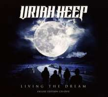 Uriah Heep: Living The Dream (Deluxe-Edition), 2 CDs
