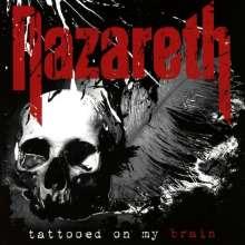 Nazareth: Tattooed On My Brain, CD