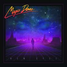 Magic Dance: New Eyes, CD