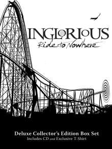 Inglorious: Ride To Nowhere (CD+T-Shirt Größe L Box Set), CD