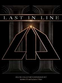 Last In Line: II (Deluxe-Edition) (CD + Shirt Größe L), CD