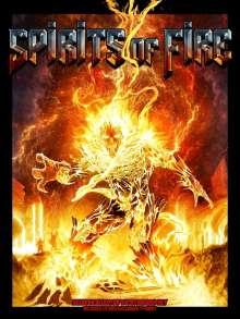 Spirits Of Fire: Spirits Of Fire (Limited-Edition + Shirt Gr.L), CD