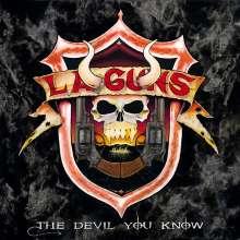 L.A. Guns: The Devil You Know (180g), LP