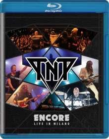 TNT (Heavy Metal): Encore: Live In Milano, Blu-ray Disc