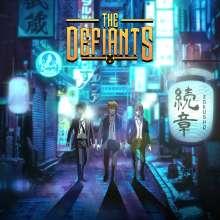 The Defiants (Hard Rock): Zokusho, CD