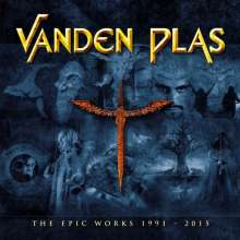 Vanden Plas: The Epic Works 1991 - 2015 (Box-Set), 11 CDs