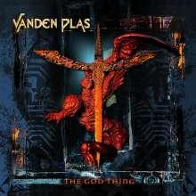 Vanden Plas: The God Thing (180g) (Red Vinyl), 2 LPs