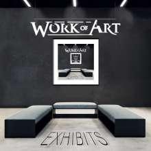 Work Of Art: Exhibits, CD