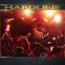 Hardline: Life Live (Deluxe Edition), 1 CD und 1 DVD