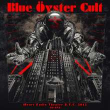 Blue Öyster Cult: iHeart Radio Theater NYC 2012, 1 CD und 1 DVD