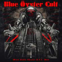 Blue Öyster Cult: iHeart Radio Theater NYC 2012 (180g), 2 LPs