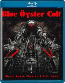 Blue Öyster Cult: iHeart Radio Theater NYC 2012, Blu-ray Disc