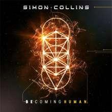 Simon Collins: Becoming Human, CD