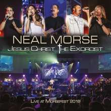 Neal Morse: Jesus Christ The Exorcist (Live At Morsefest 2018), 2 CDs und 1 DVD