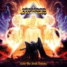 Stryper: Even The Devil Believes, CD