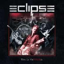 Eclipse: Viva La Victouria, 2 CDs und 1 DVD