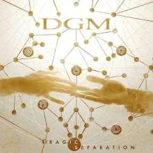DGM: Tragic Separation, CD