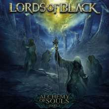Lords Of Black: Alchemy Of Souls Part 1, CD