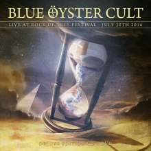 Blue Öyster Cult: Live At Rock Of Ages Festival 2016, 1 CD und 1 DVD