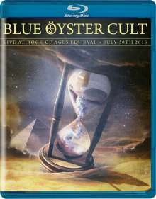 Blue Öyster Cult: Live At Rock Of Ages Festival 2016, Blu-ray Disc