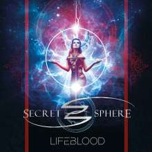 Secret Sphere: Lifeblood, CD