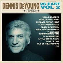 Dennis DeYoung: 26 East: Vol. 2, CD