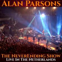 Alan Parsons: The Neverending Show - Live In The Netherlands, 2 CDs und 1 DVD