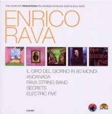Enrico Rava (geb. 1939): The Complete Recordings On Black Saint & Soul Note, 5 CDs