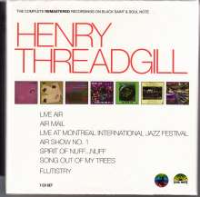 Henry Threadgill (geb. 1944): The Complete Recordings On Black Saint & Soul Note, 7 CDs