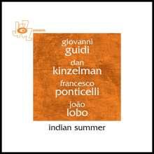 Giovanni Guidi (geb. 1985): Indian Summer, CD