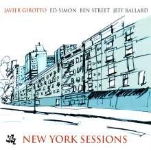 Javier Girotto (geb. 1965): New York Sessions, CD