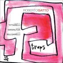 Roberto Gatto (geb. 1958): Traps, CD