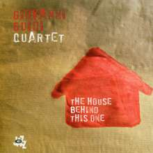 Giovanni Guidi (geb. 1985): The House Behind This One, CD