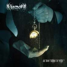 Whyzdom: As Time Turns To Dust, CD