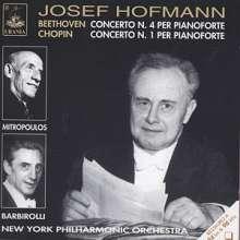Josef Hofmann spielt Klavierkonzerte, CD
