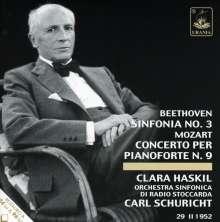 Carl Schuricht dirigiert, CD
